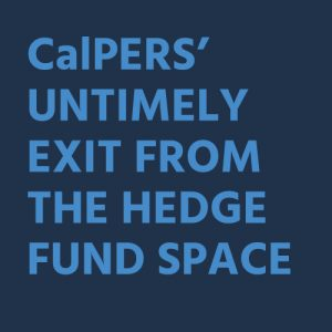 calPERS exit